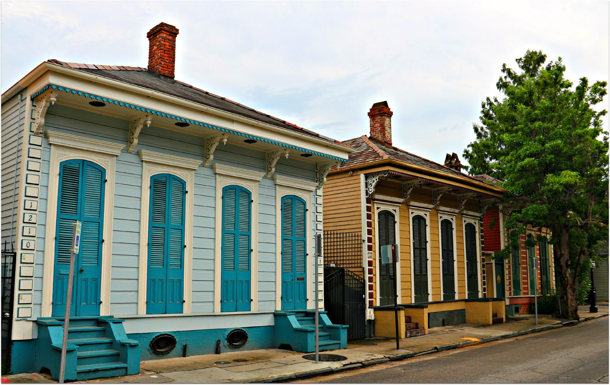 French Quarter Doubles