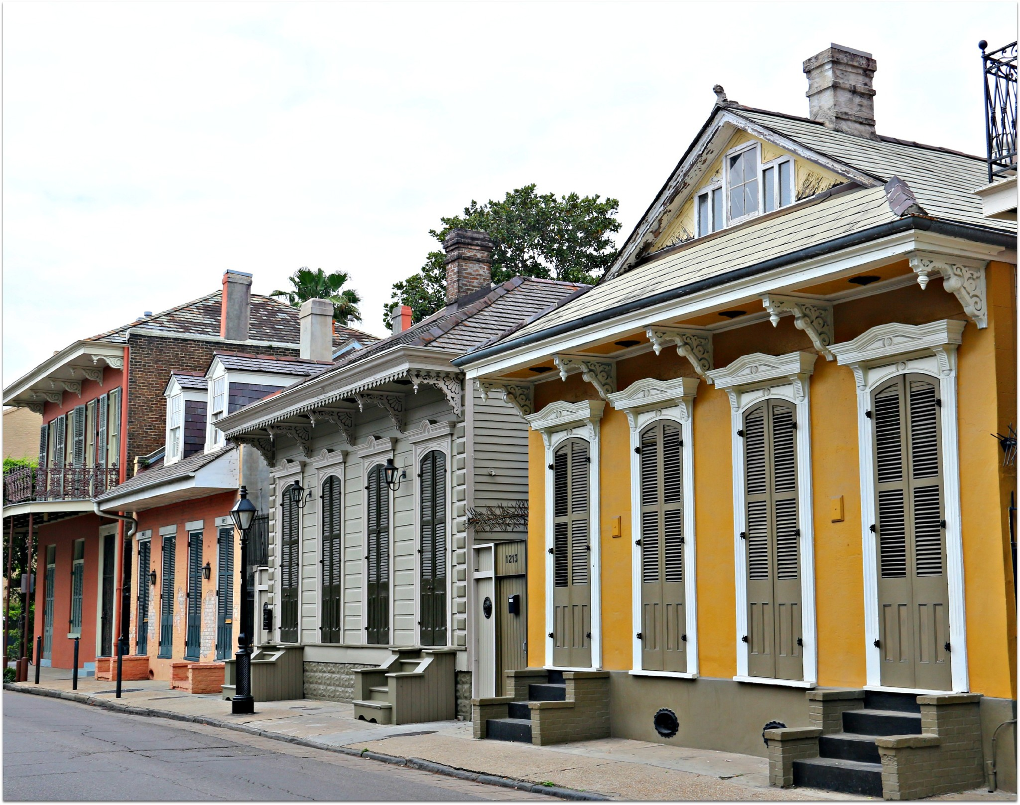French Quarter Homes