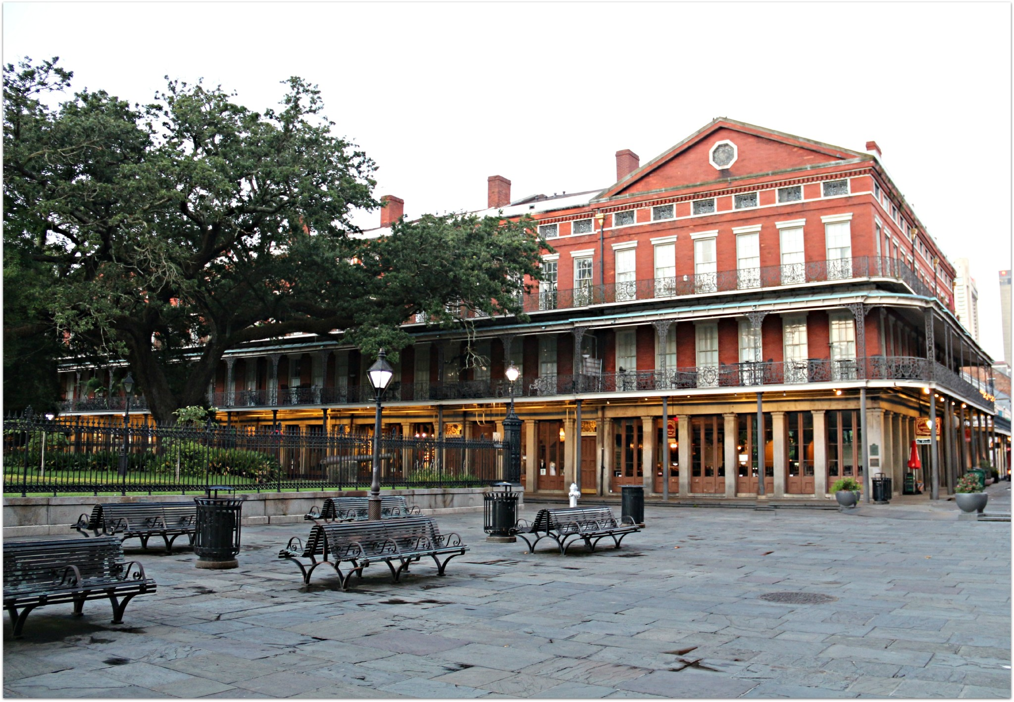 Jackson Square Early