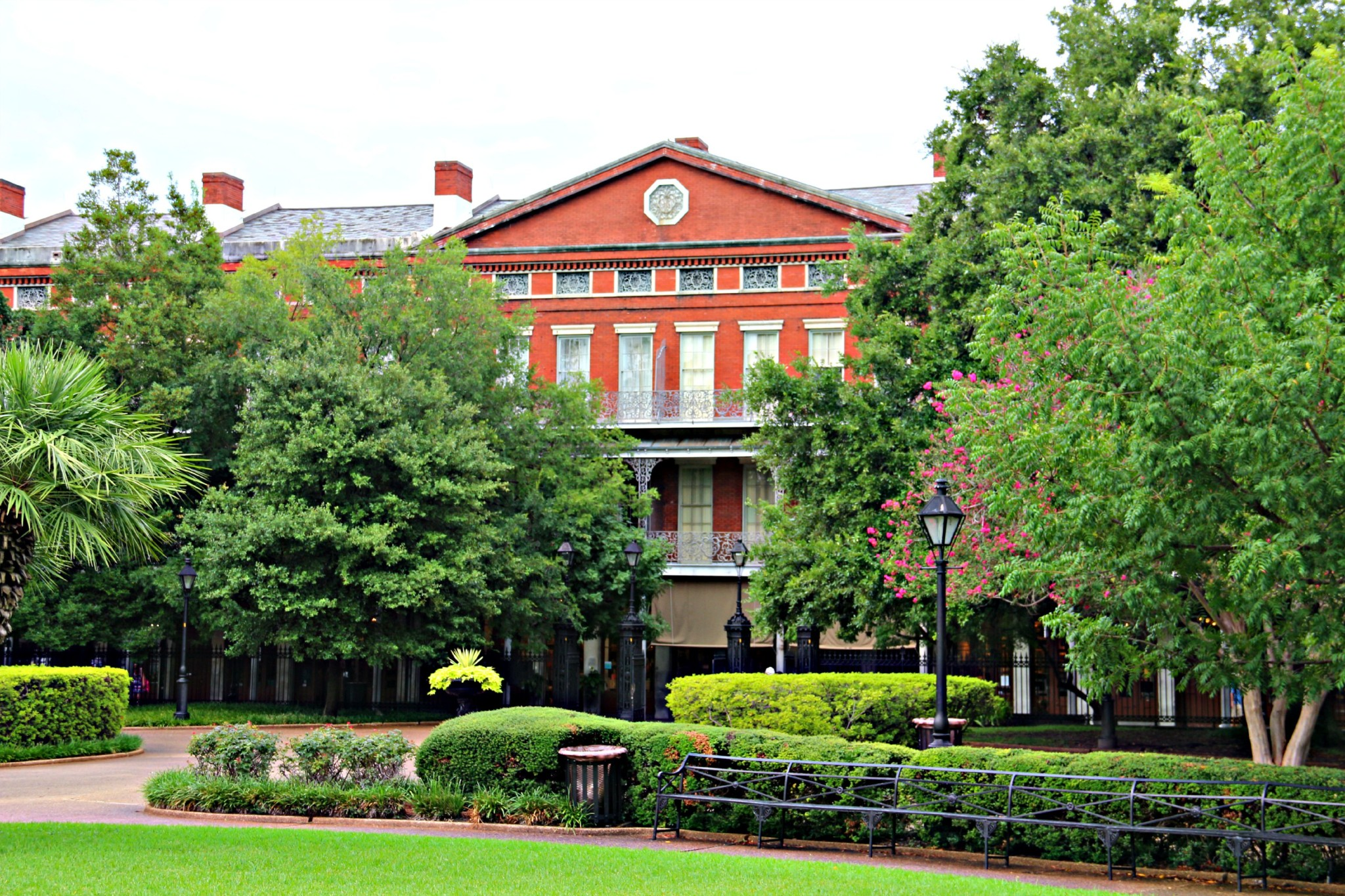 Jackson Square and Apartments