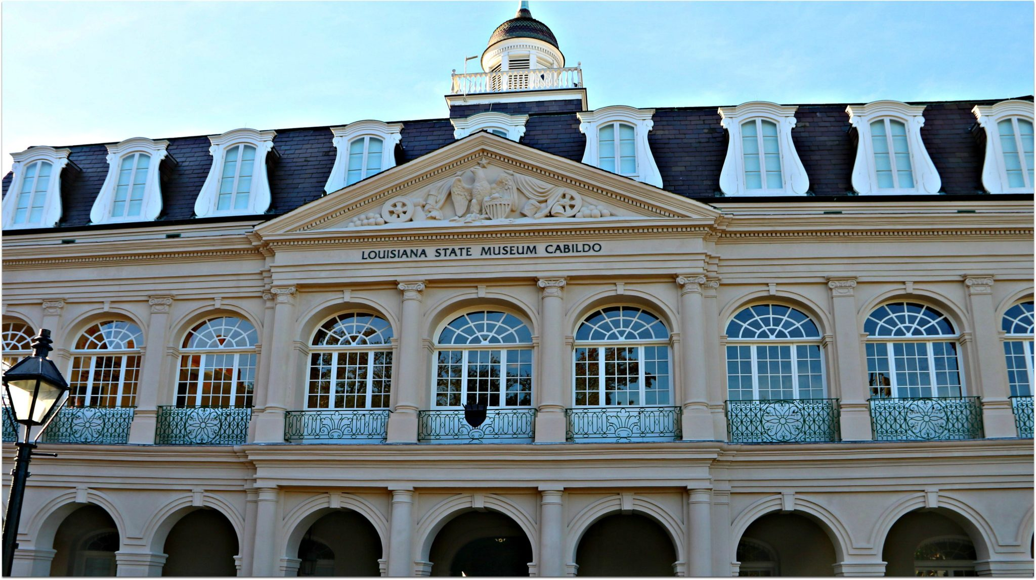 French Quarter Historic Buildings, The Cabildo