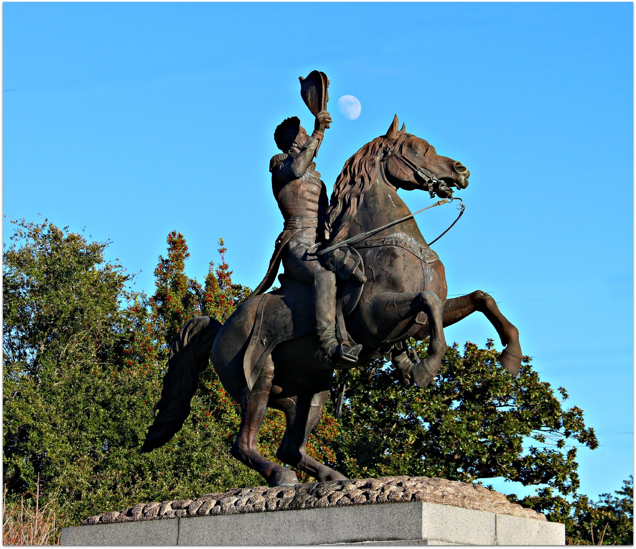 Andrew Jackson at Jackson Square