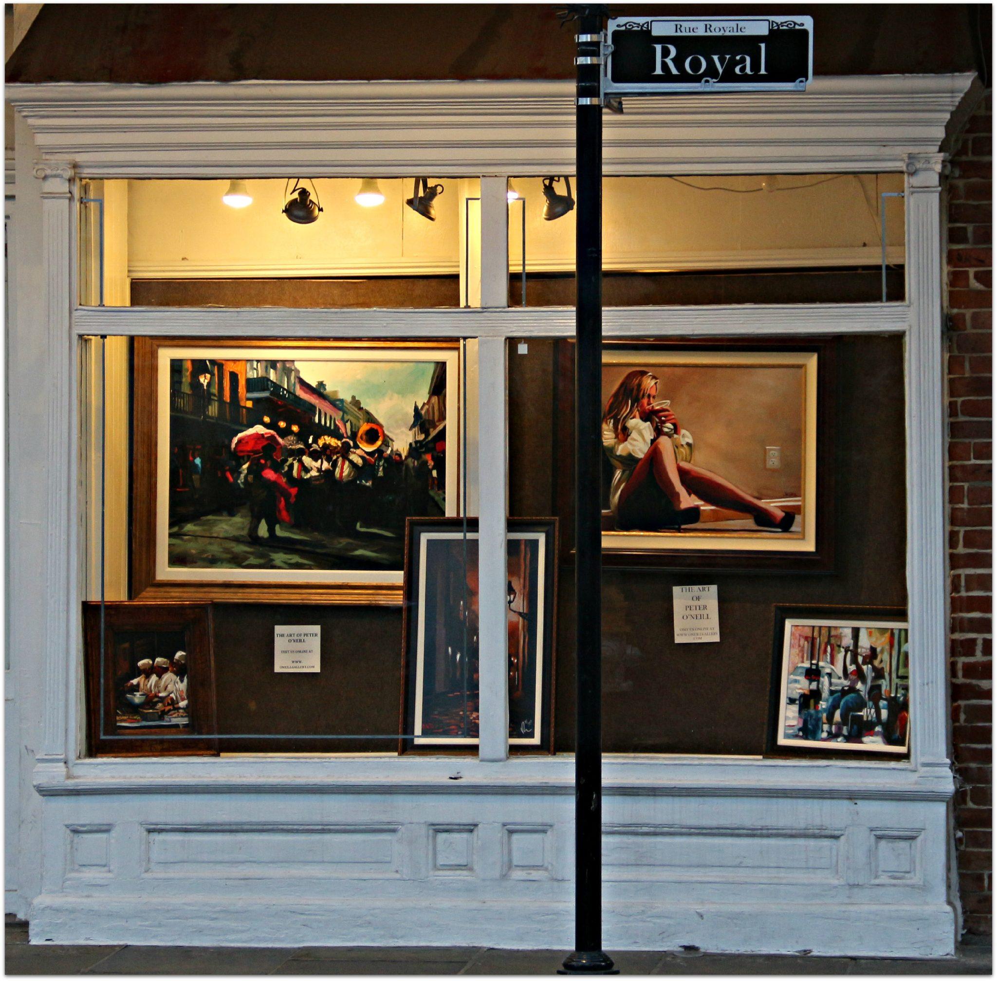 Royal Street Art Gallery