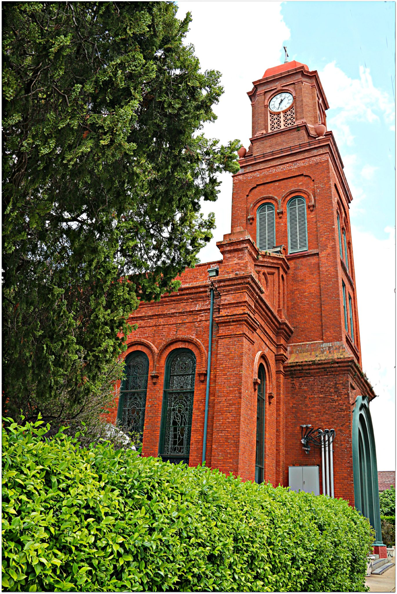 Bywater Historic Churches