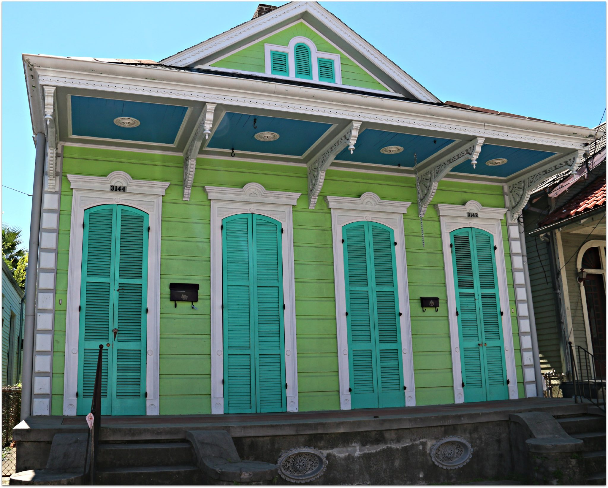 Bywater doubles in New Orleans