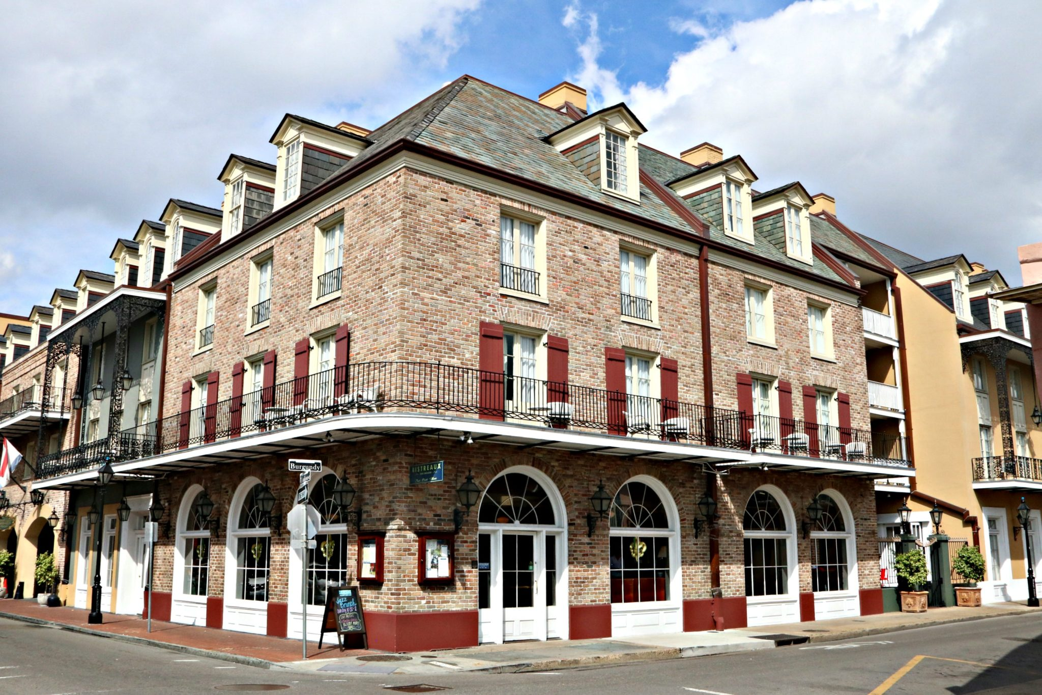Hotels Around French Quarter New Orleans