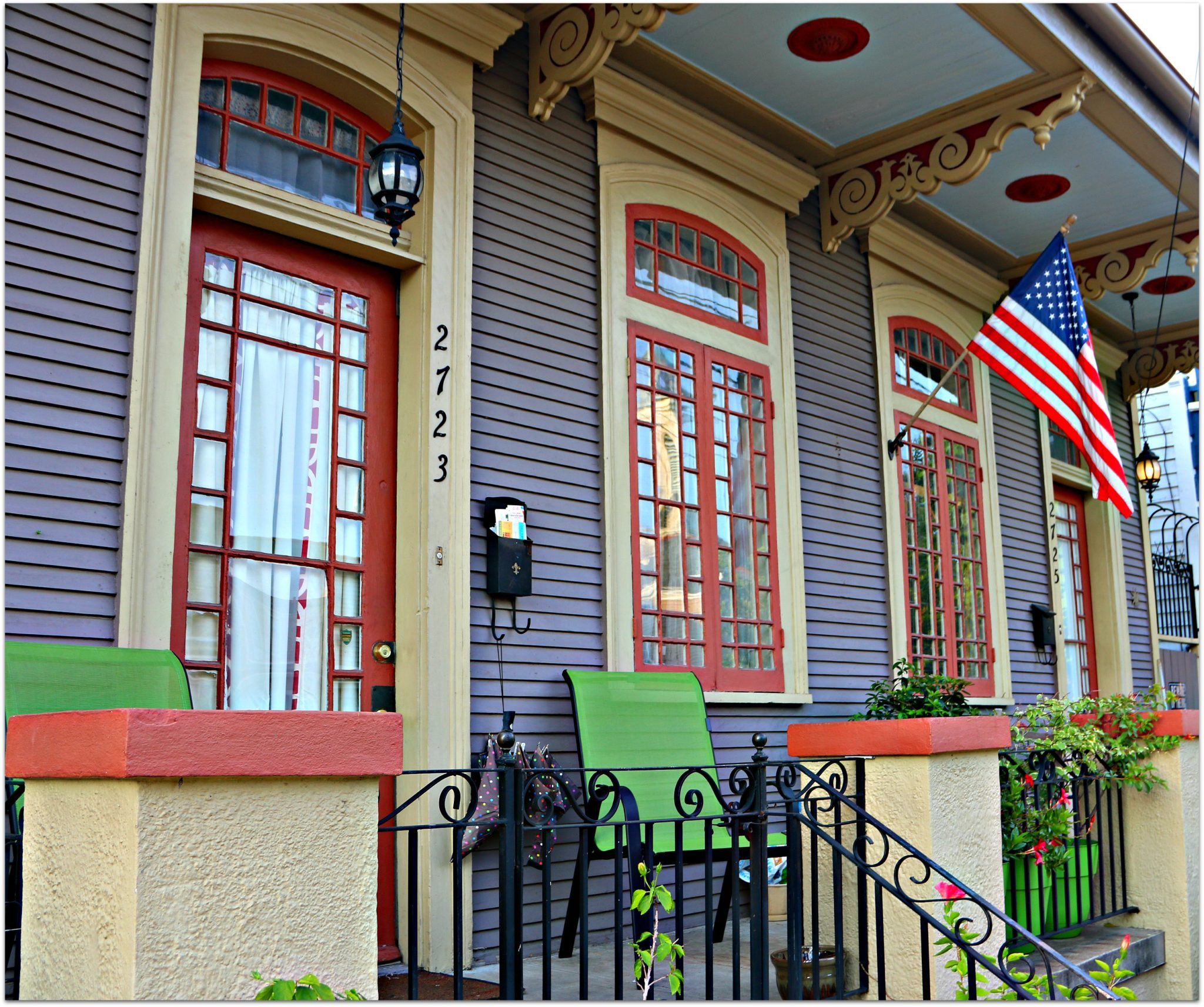 Marigny Historic Homes