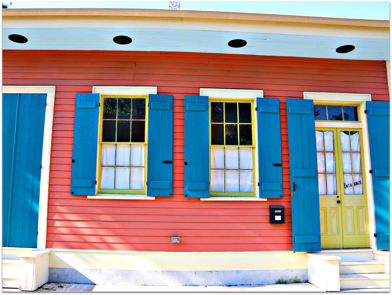 Bywater homes doors windows and shutters are colorful for Home windows and doors