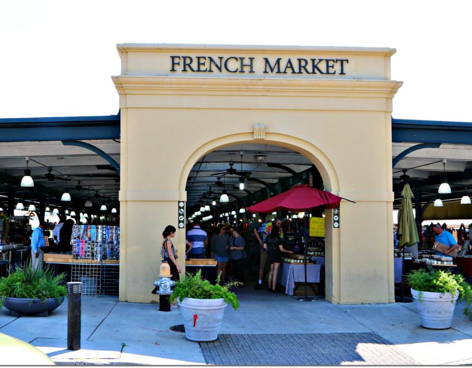 New Oreans French Market