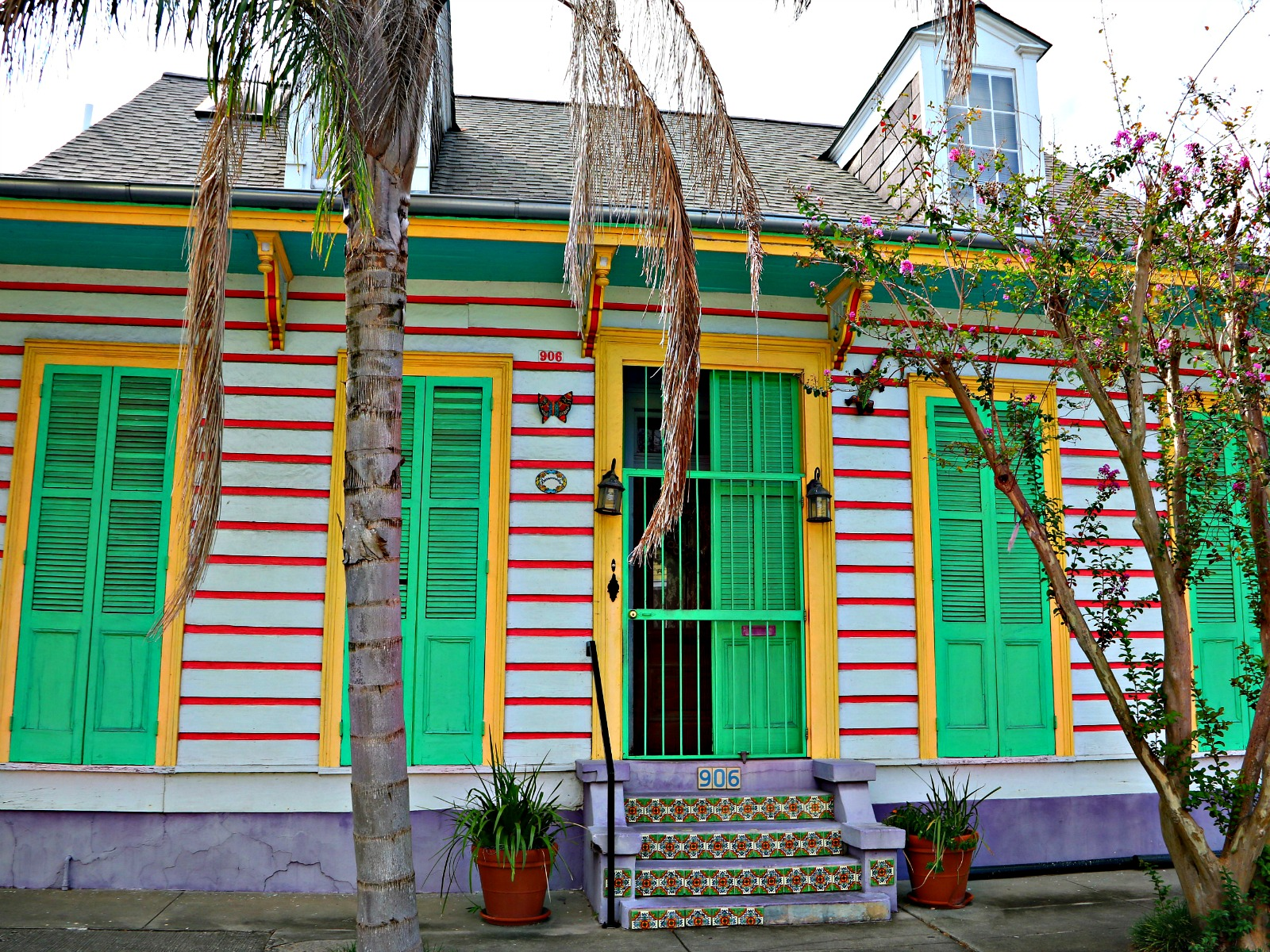 Colorful Bywater Real Estate in New Orleans