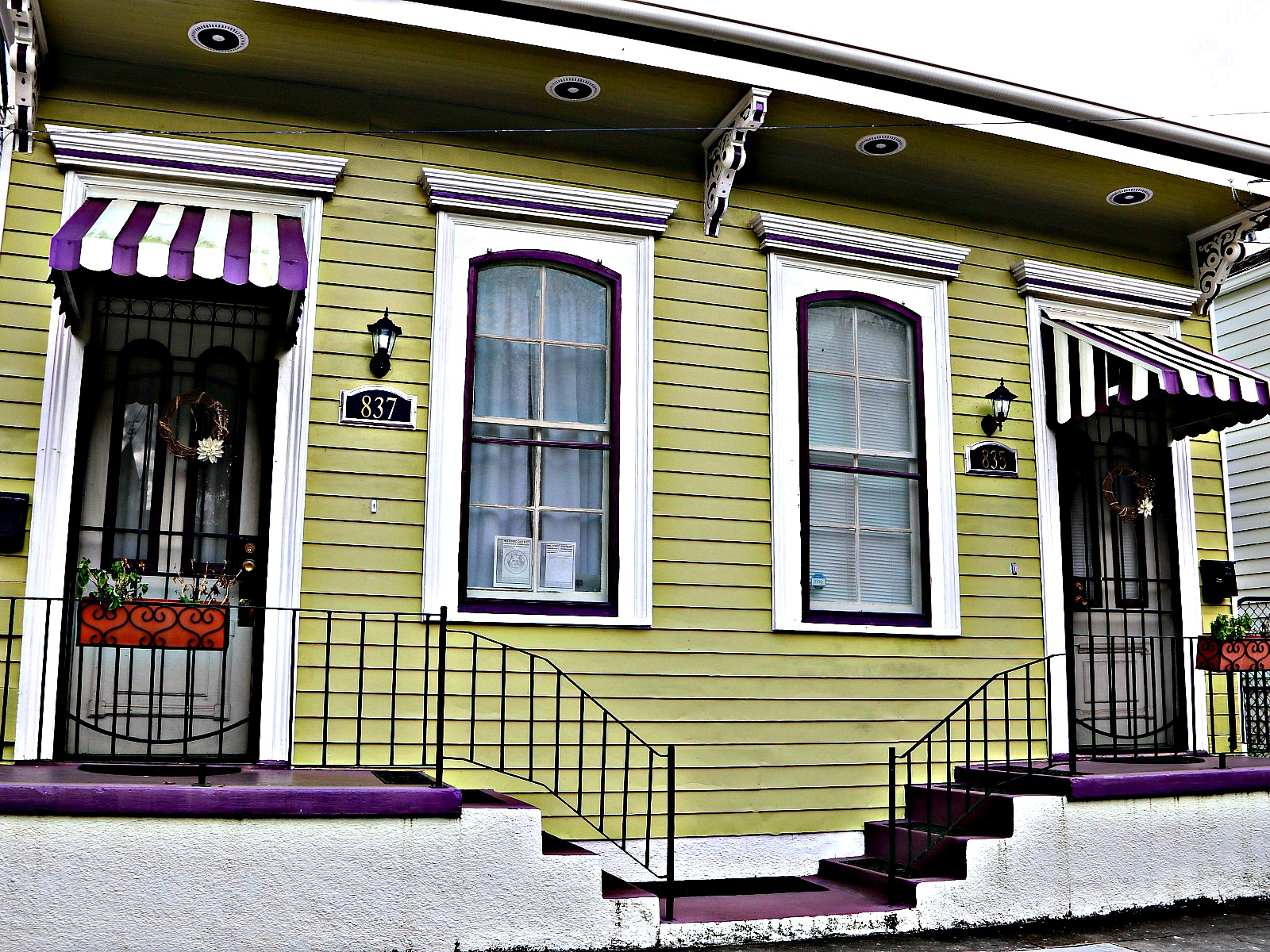 Bywater Real Estate, Homes and Doubles are the norm