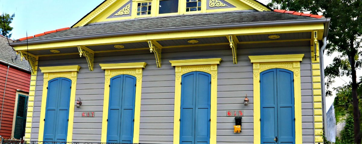 Bywater Real Estate,so many colorful doubles