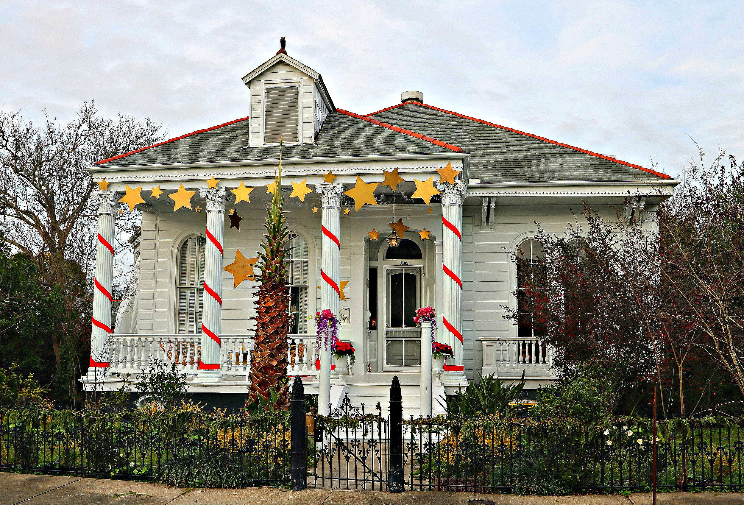 Bywater Homes in New Orleans,Decorating