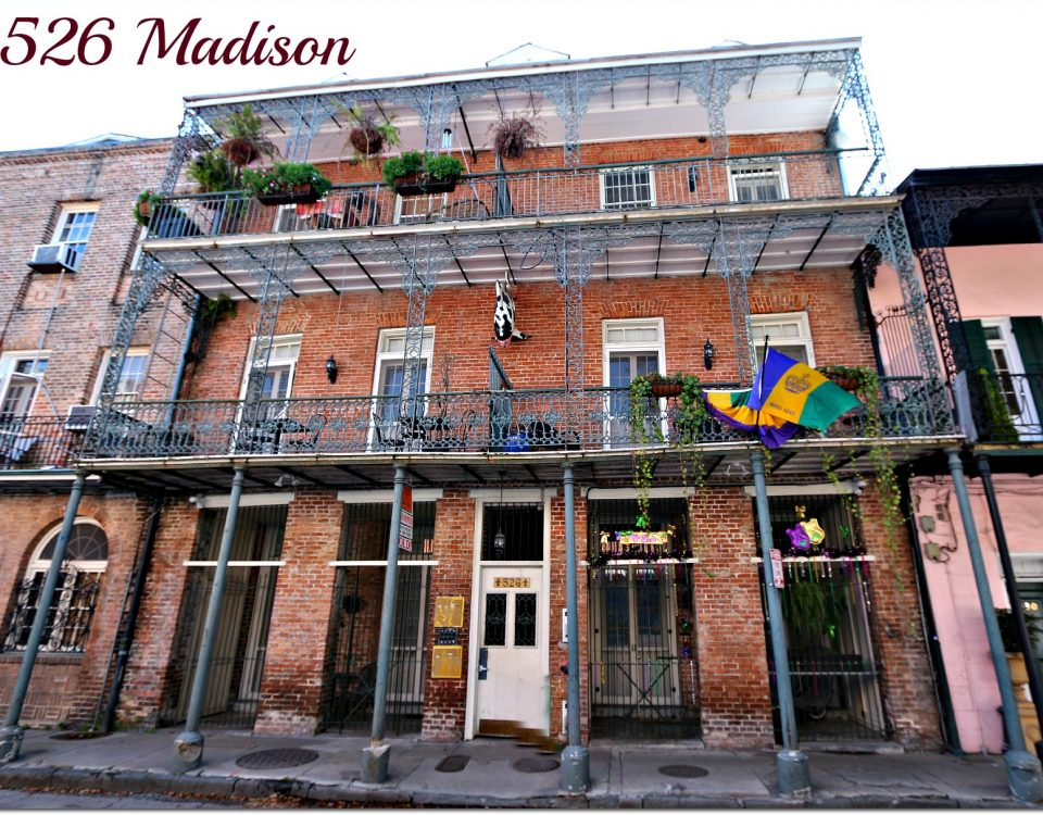 526 Madison Avenue Condos in French Quarter