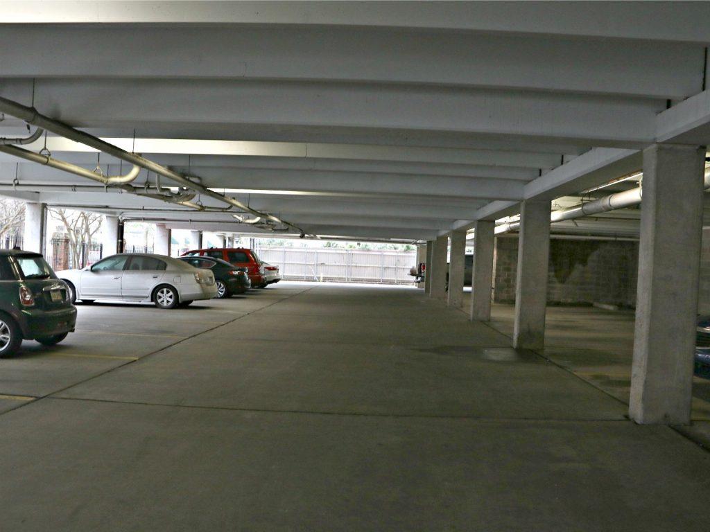 1765 Coliseum Street Condos Garage Parking