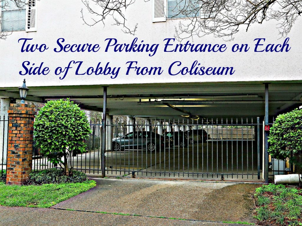 Coliseum Place Cpndps in New Orleans Lower Garden District